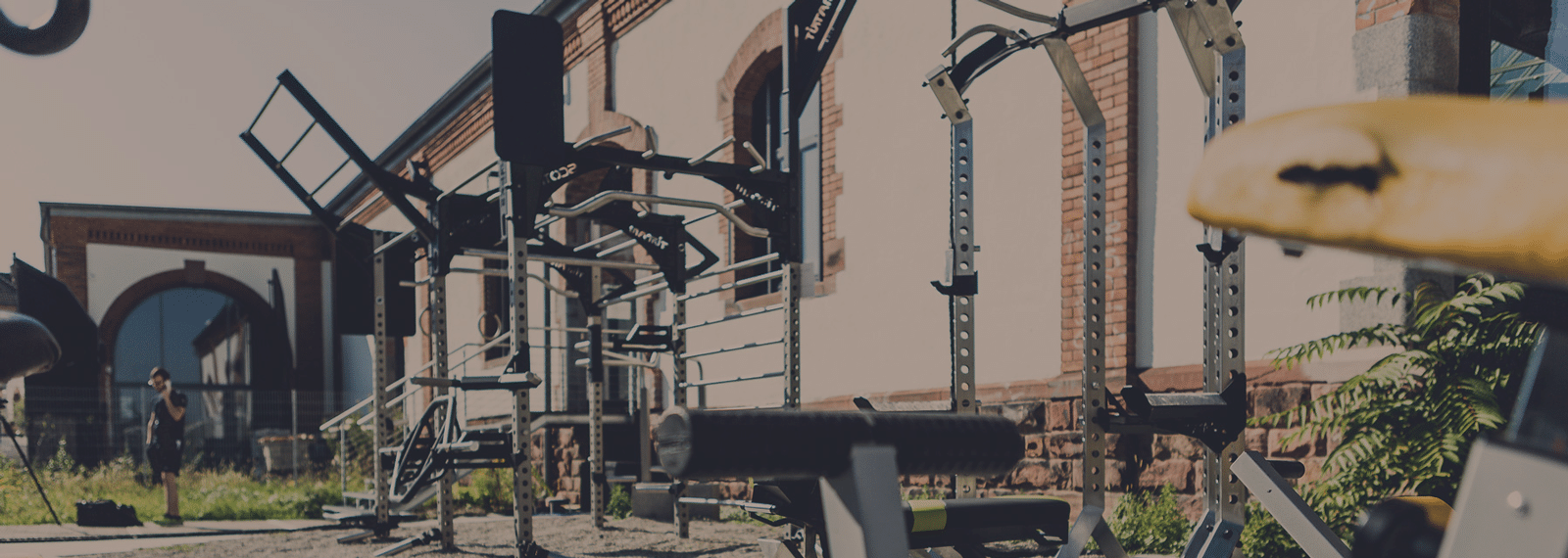 kraftwerk Freiburg Outdoor Trainingsbereich