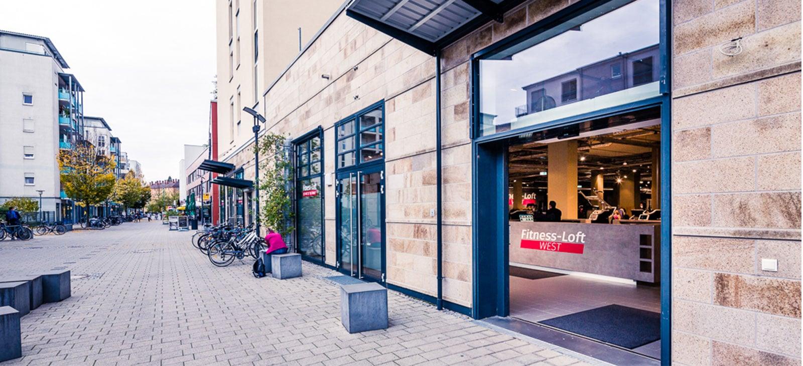 Fitness-Loft Freiburg-West-Blick-ins-Studio