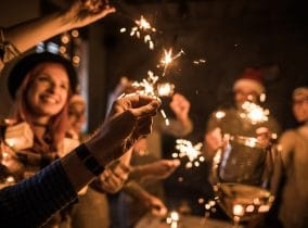 Fitness-Loft-Mitglieder-feiern-Silvester