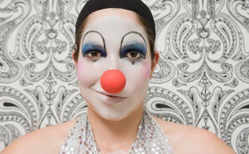 Fasnachts-Clown
