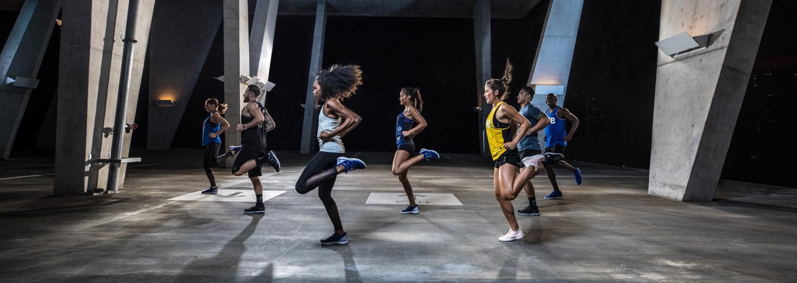 BodyAttack Kurs im Fitness-Loft