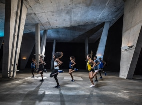 Body Attack im Fitness-Loft Freiburg