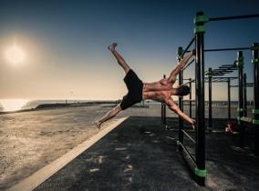 Calisthenics im Fitness-Loft kraft.werk