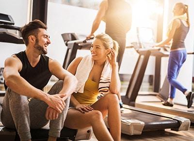 Trainingspausen wärhend des Workouts sind wichtig für den Trainingserfolg