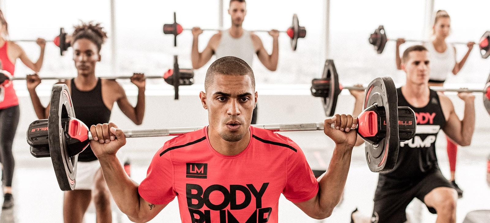Abnehmen, Muskeln straffen, fit werden mit Bodypump