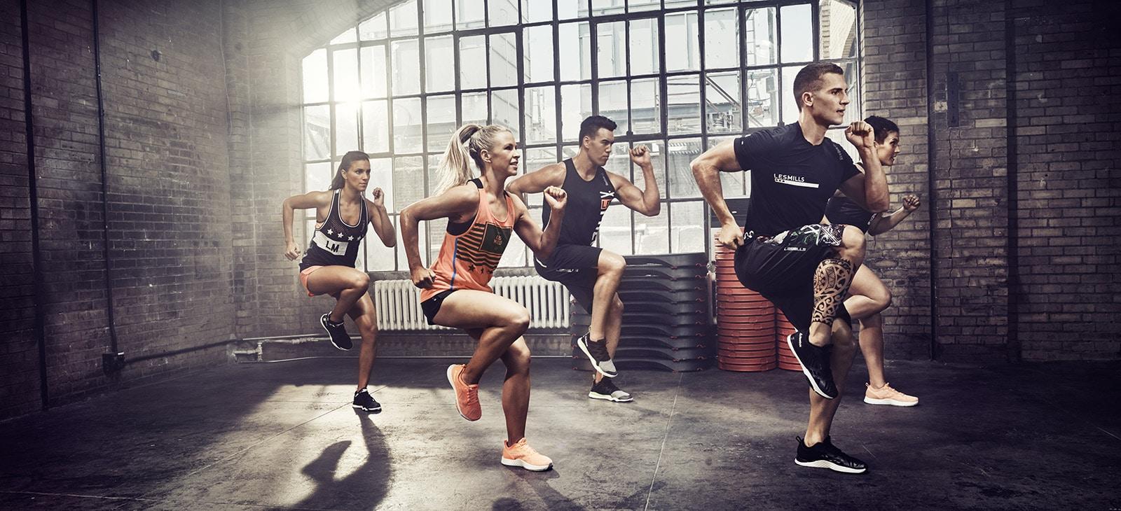 Kurs Bodyattack im Fitness-Loft