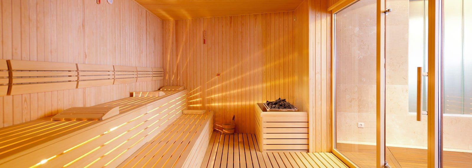 Sauna für Body und Mind