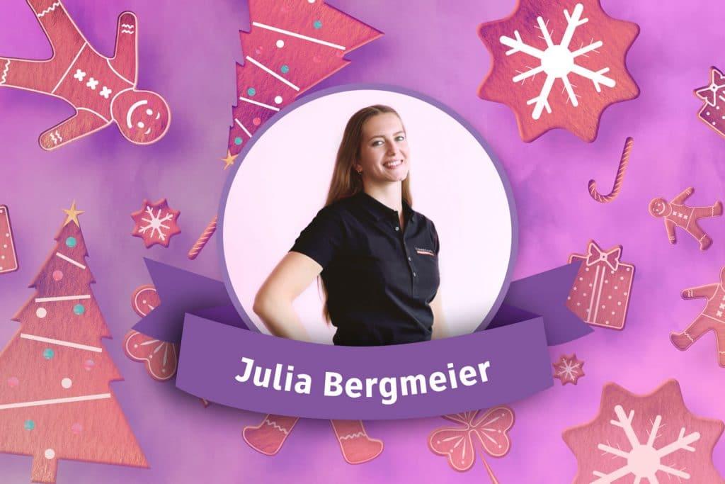 Julias Weihnachtskekse