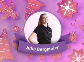 Weihnachtskeksrezept von Julia