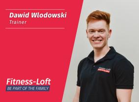 Trainer Dawid aus dem Fitness-Loft Lörrach