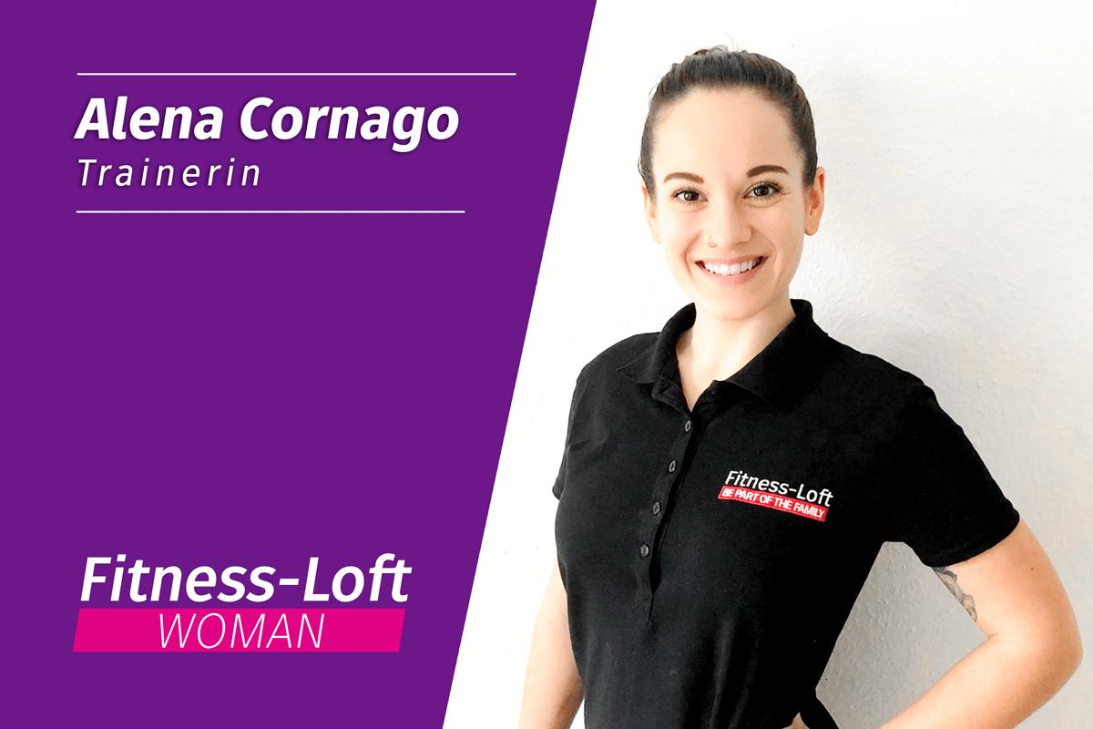 Alena, Trainerin im Fitness-Loft Woman Emmendingen