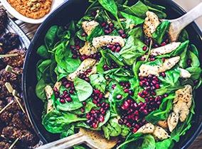 Rezept für einen leckeren Salat