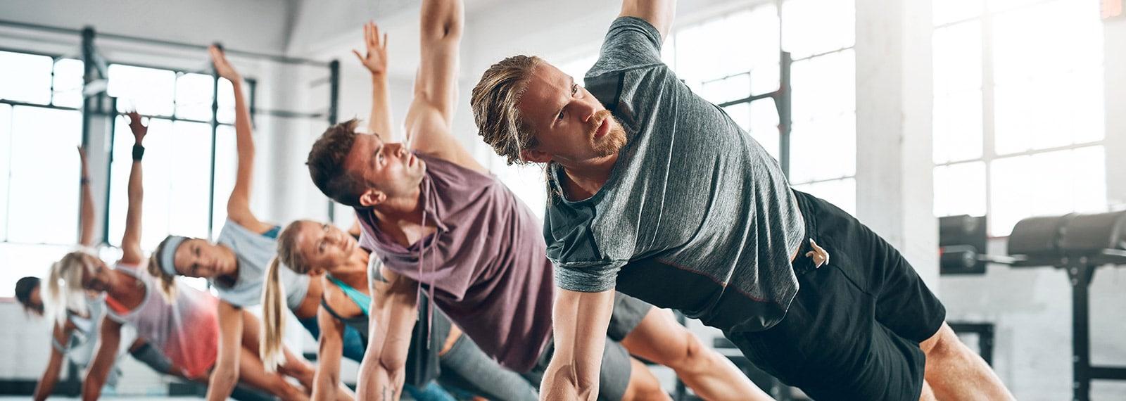 Functional Training im Fitness-Loft