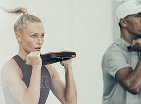 Fitnesskurs Grit Juni 2018 von les Mills für Deine Kraft