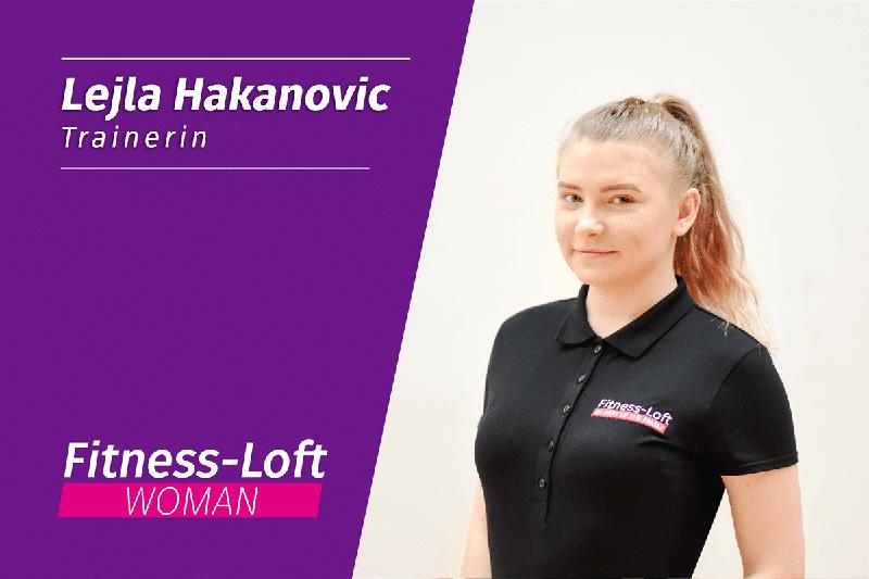 Lejla Hakanovic Fitness-Loft Emmendingen