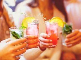 Tipps für gesunde Cocktails
