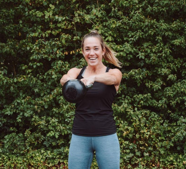 Functional Workout im kraft.werk Gundelfingen mit Ilona