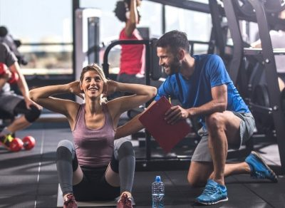 Fitnesstrainer für Fitness-Loft in Offenburg