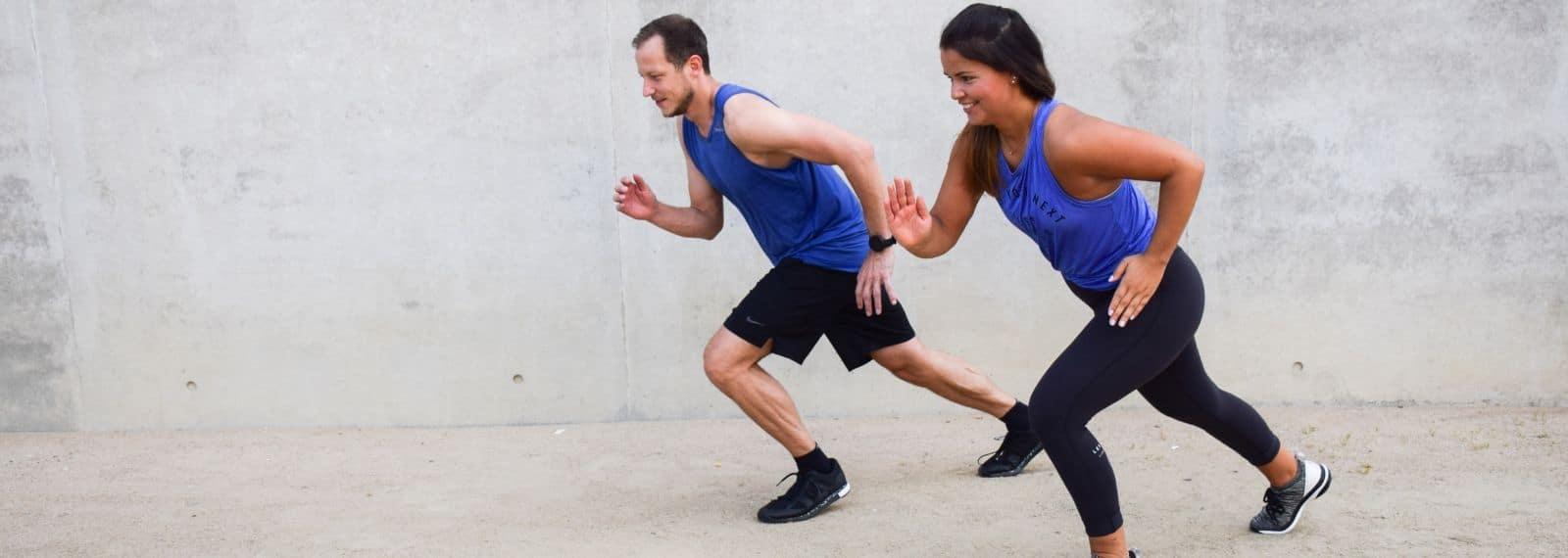 Dein Workout am Montag