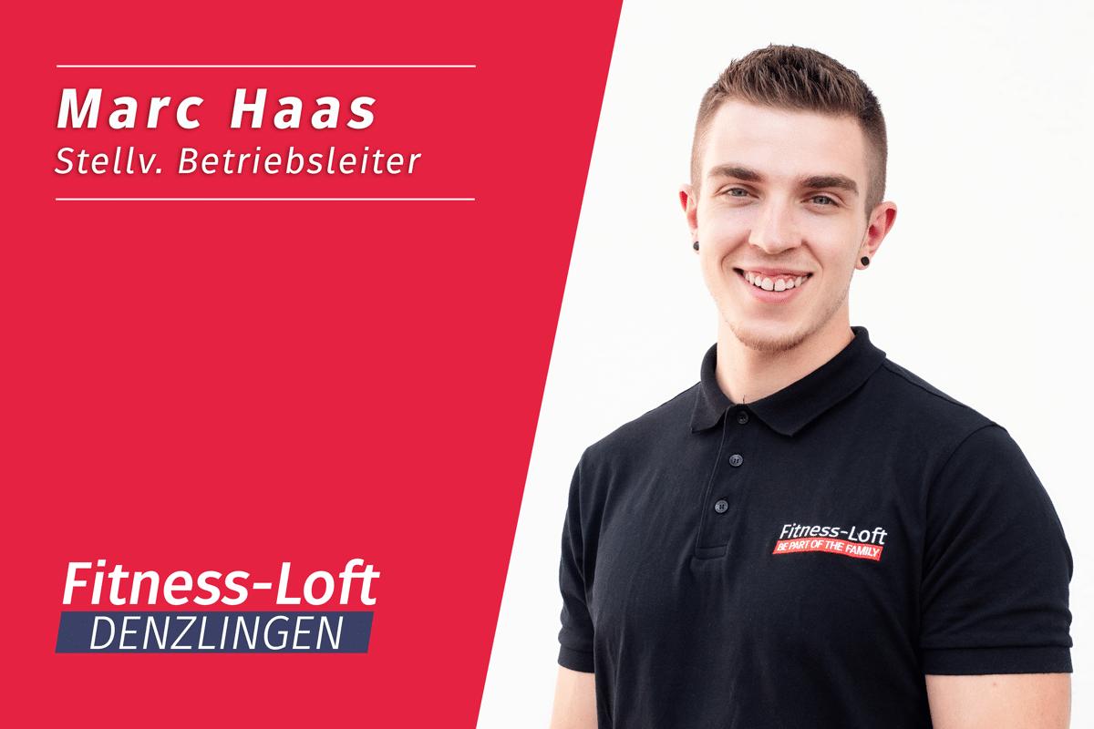 Marc Haas, aus dem Fintess-Loft Denzlingen