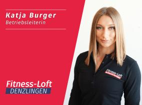 Katja, Betriebsleiterin in Denzlingen