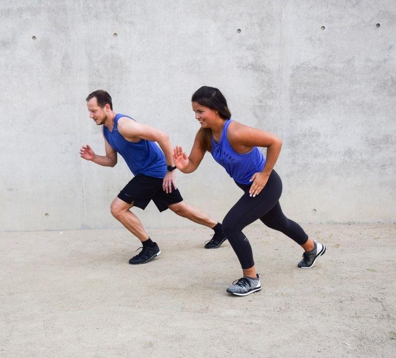 Sporttasche packen und direkt mit dem Training durchstarten