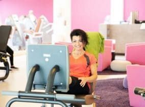 Alexandra Fitness-Loft Woman Freiburg