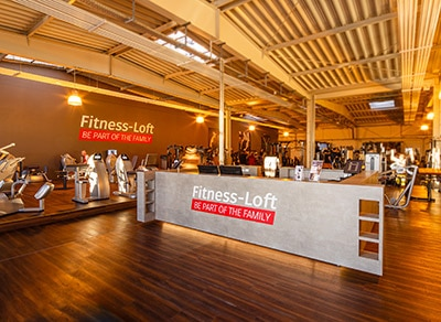 Fitness-Loft Denzlingen Rezeption