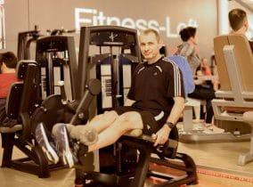 Dietmar aus dem Fitness-Loft Haid Freiburg
