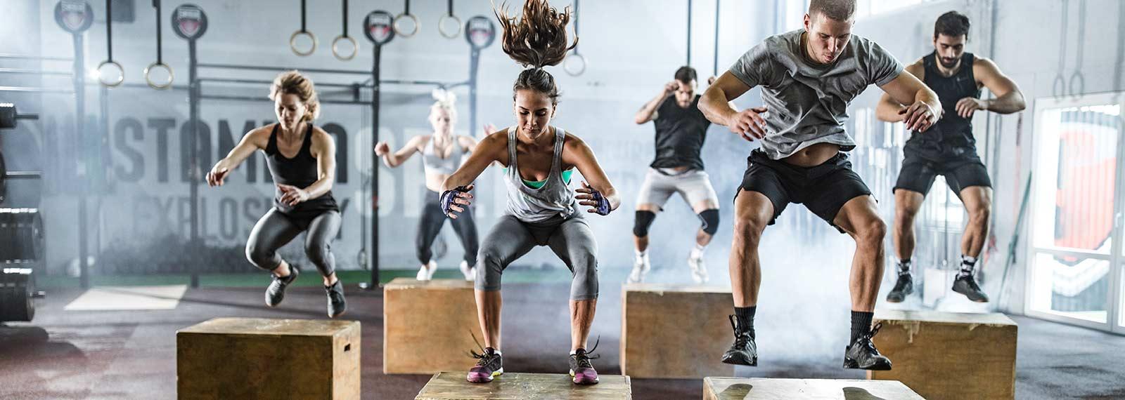 Functional Training als Workout im kraftwerk Gundelfingen
