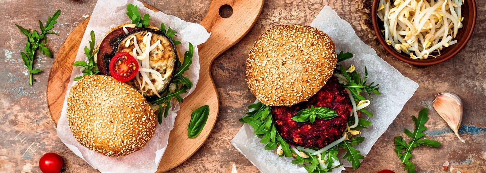 Gesunde Burger selbst machen