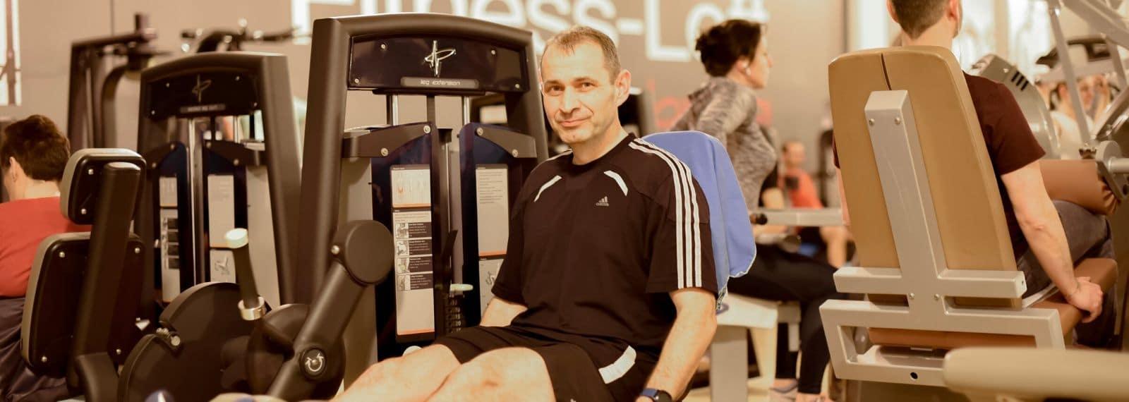 Mitglied aus dem Fitness-Loft Haid Freiburg