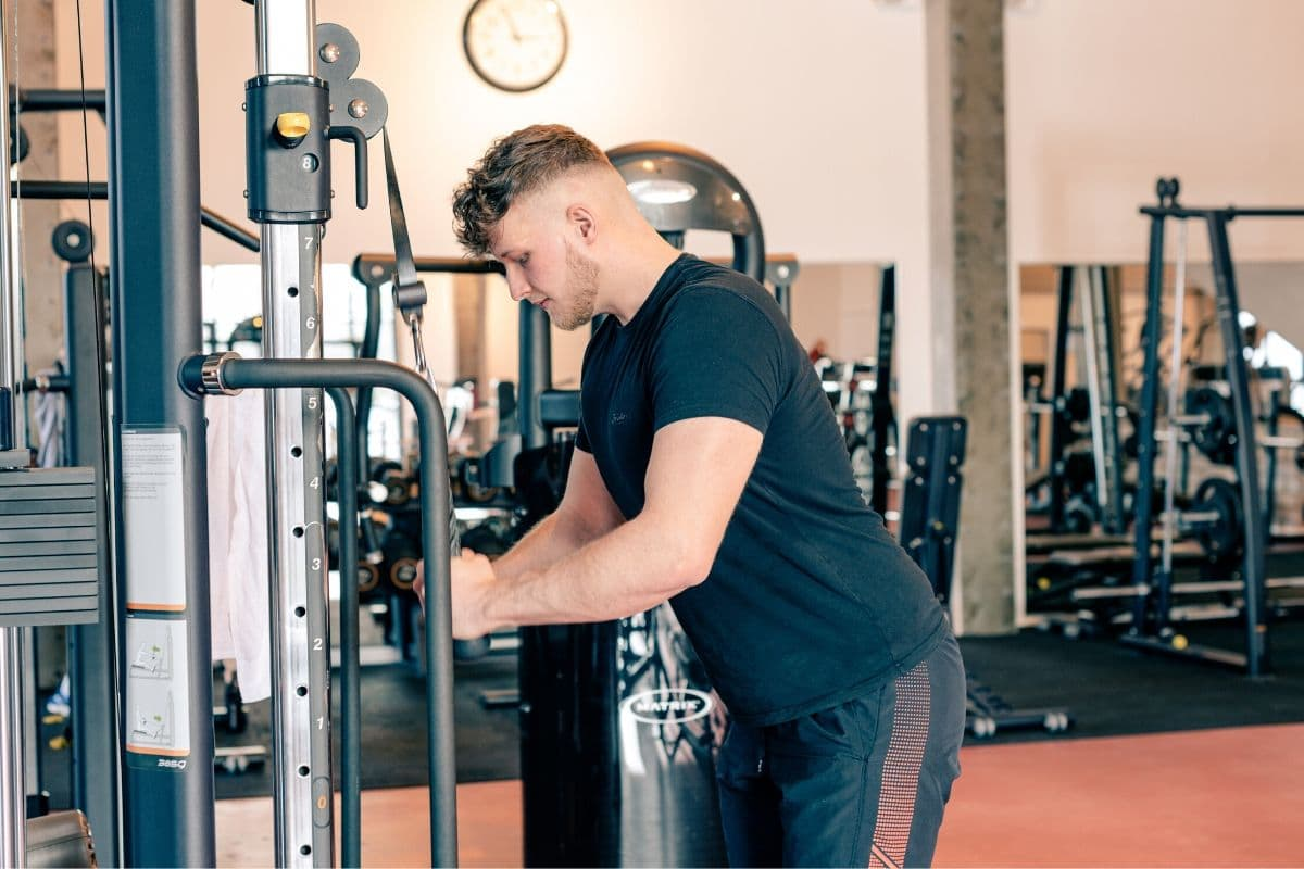 Marius' Abnehm-Erfolgsstory aus dem Fitness-Loft Gundelfingen
