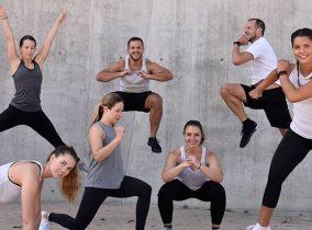Onlinekurse mit den Fitness-Loft Trainern