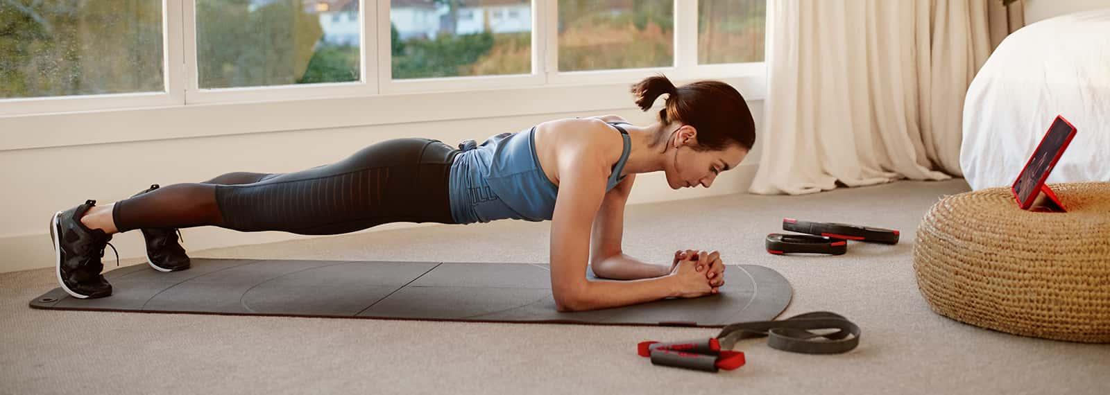 Fitnesskurse zu Hause no couchpotato