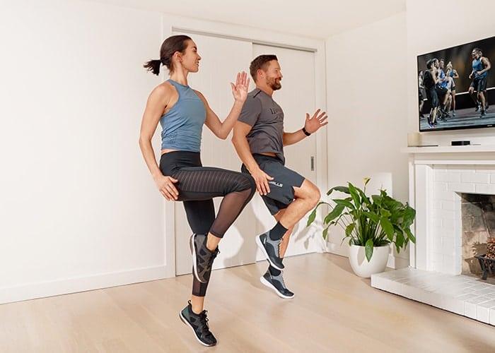 Fitnesskurse zu Hause