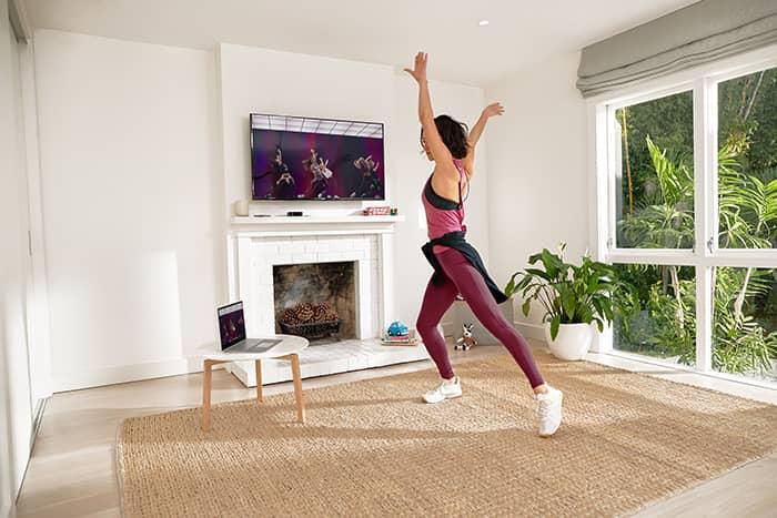 online workouts für zuhause