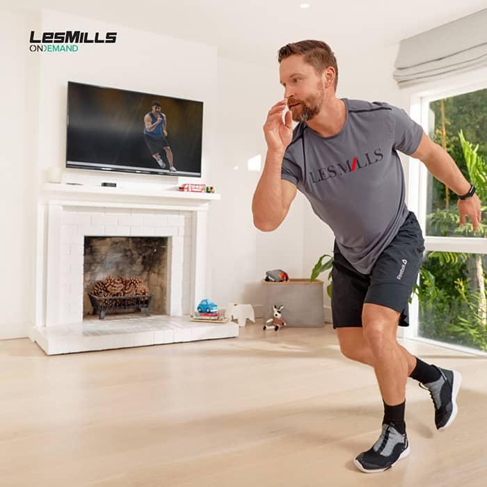 Bodyattack online fitness und workout