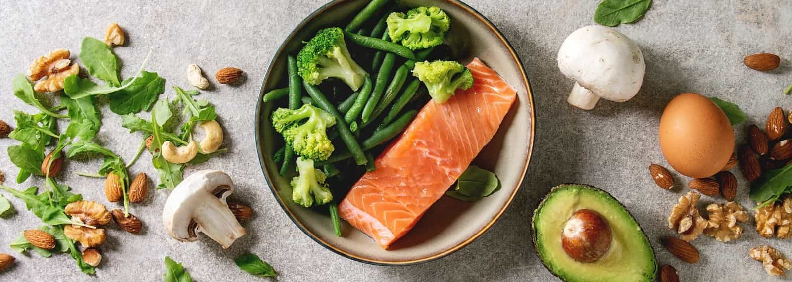 Corona-Kilos verlieren durch gesunde Ernährung