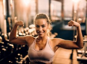 Krafttraining gegen Muskelabbau
