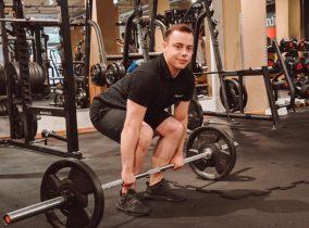 Techniktraining bei Pascal im Fitness-loft West