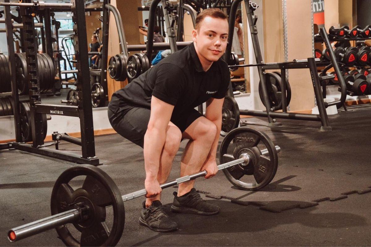 Techniktraining im Fitness-Loft West