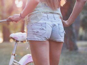 Fahrradfahren hilft bei Cellulite und Orangenhaut