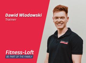 Fitness-Loft Mitarbeiter Dawid_Wlodowski