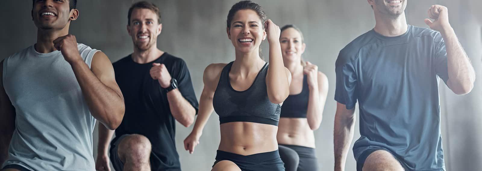 Gemeinsam trainieren im Fitness-Loft Be part of the family!