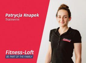 Patrycja neue Trainerin im Fitness-Loft Woman Freiburg