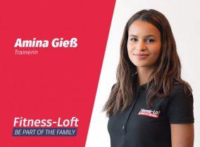 Amina Gieß aus dem Fitness-Loft Haid