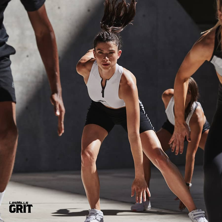 Les Mills Grit im Fitness-Loft Be part of the family