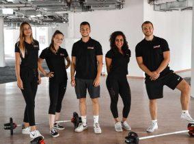 Trainerteam im Fitness-Loft Nord