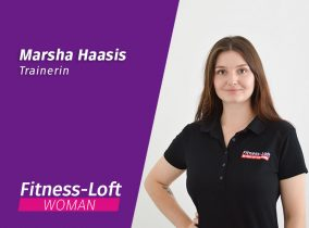 Trainerin Marsha aus dem Fitness-Loft Woman Freiburg